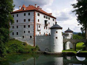 Incredible Slovenia_Castles_Snežnik castle
