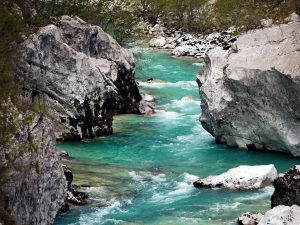 Incredible Slovenia_Soča River the smaragd queen and her rapids
