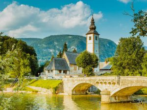 Incredible Slovenia_Churches Bohinj Slovenia