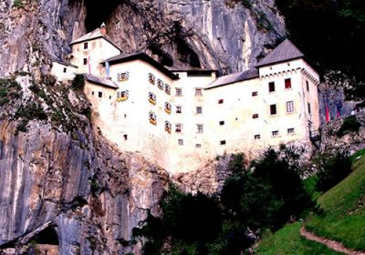 Incredible Slovenia_Predjama castle Postojna Cave THUMB